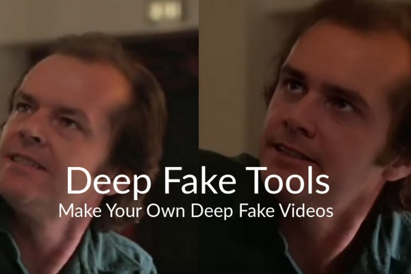 Make Your Own DEEP FAKE Videos