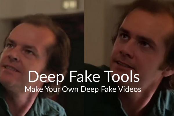 Make Your Own DEEP FAKE Videos