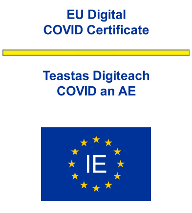 Add the Covid Digital Cert to your Home Screen (Android)